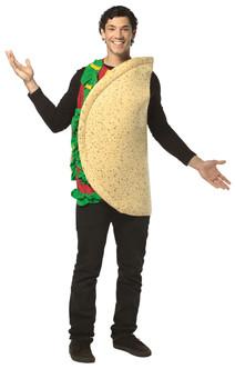 Mexican Taco Halloween Costume