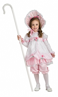 Toddler's Story Bo Peep Costume