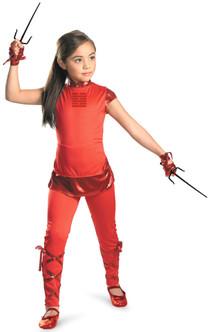 Toddler's G.I. Joe Jinx Costume