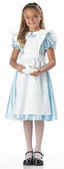 Girl's Alice In Wonderland Halloween Costume