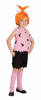 Children's Licensed Pebbles Flintstone Costume