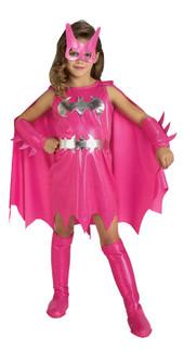Children's Pink Batgirl Costume