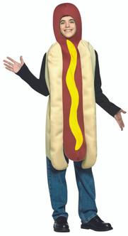Light Weight Hot Dog Teen Costume