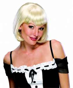 Blond Gabrielle Short Bob Wig