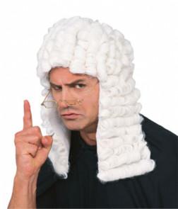 Judge Wig White