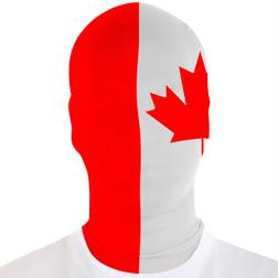 Canada Flag Morph Mask