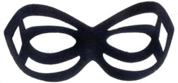 Seduction Unisex Masquerade Costume Mask
