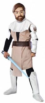 Deluxe Obi Wan Star Wars Children's Costume