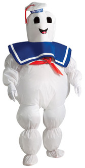 Stay Puft Kids Inflatable Ghostbuster Costume