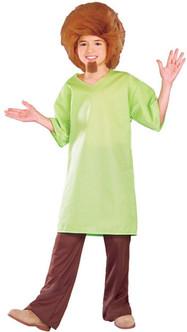 Children's Shaggy Scooby Doo Licensed Costume