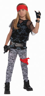 Rock Star Vicious 80s Punk Rocker
