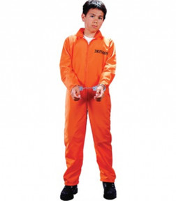 Got Busted Children's Convict Costume