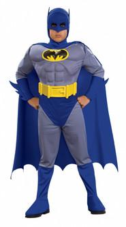 Muscle Batman Classic Costume