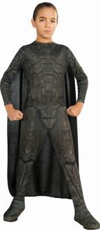 General Zod New Man of Steel Boy's Costume