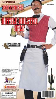 Bartender Bottle Holster Belt