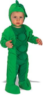 Infant's Pea in Pod Costume