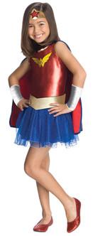 Toddler's Wonder Woman Licensed Tutu Costume