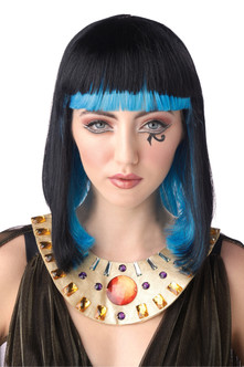 Egyptian Sapphire Cleopatra Wig
