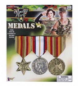 Combat Hero Army Medals