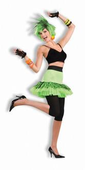 Fun Green Party Skirt
