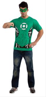 Green Lantern T-Shirt Costume Kit