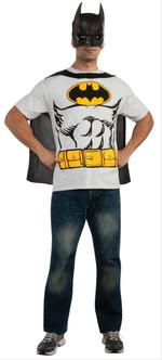 Batman T-Shirt Costume Kit