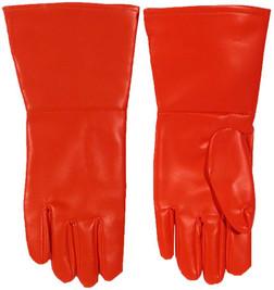 Red Super Hero Gloves