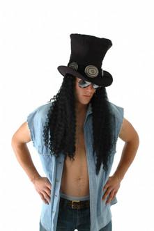 Guitar Superstar Slash G n' R Top Hat