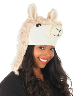 Spitting Llama Sprazy Hat