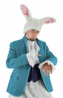 Alice White Rabbit Hat