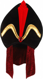 Jafar Disney's Aladdin Costume Hat