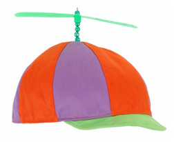 Tweedledee Twill Alice In Wonderland Costume Hat