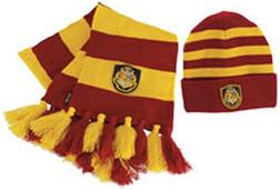 Hogwarts Hat & Scarf Set