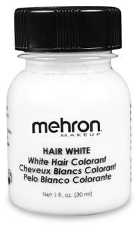 Mehron Temporary Hair Whitener - 1oz