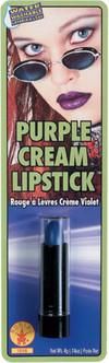 Purple Creme Halloween Lipstick