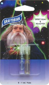 Graftobian Spirit Gum & Remover Mini-Pack