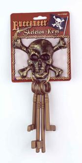 Buccaneer Skeleton Keys