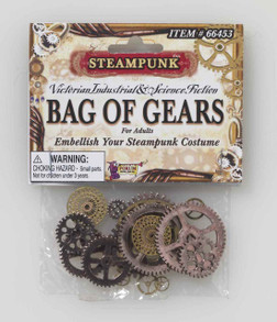 Bag of Stampunk Gears