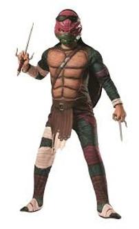 Raphael Childs Deluxe Costume 2014 TMNT