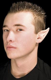 Large Prosthetic Elf Ears