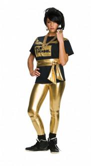 80s Gold lame Pants