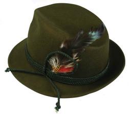 Deluxe Oktoberfest Fedora Hat
