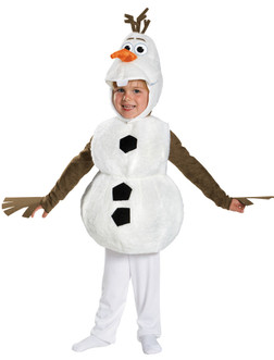 Toddler's Olaf Frozen Costume