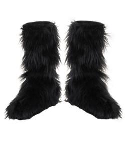 Teen Furry Boot covers