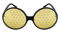 Yellow Fly or Mosquito Bug Eye Glasses