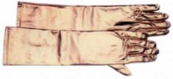 Elegant Gold or Silver Long Gloves