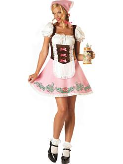 Fetching Fraulein Oktoberfest Costume