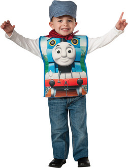 Toddler's Thomas & Friends Train Conductor Costume