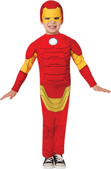 Toddler's Iron Man Costume