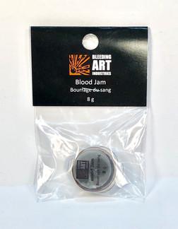 Bleeding Art Blood Jam Special FX Makeup